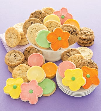 Springtime Cookie Gift Box