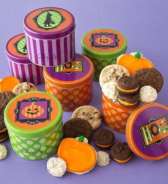 Halloween Mini Tins