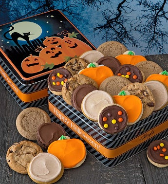 Grand Halloween Gift Tin -  Create Your Own