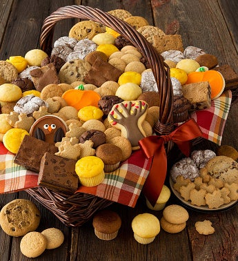 Thanksgiving Snack Basket - Premier