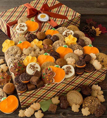 Thanksgiving Bakery Assortment