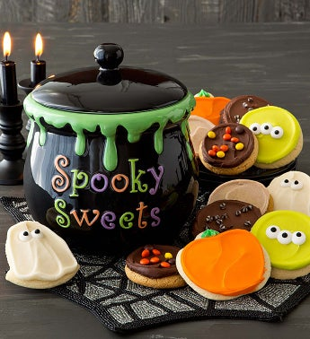 Collector's Edition Cauldron Cookie Jar