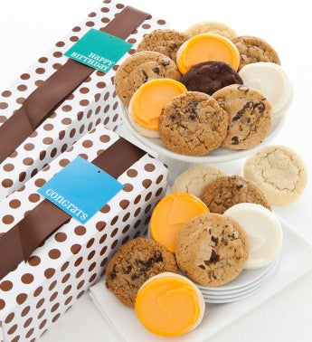 Cheryls Classic Cookie Box  24 Cookies
