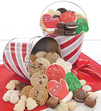 Holiday Treats Pail