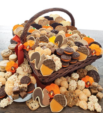 Thanksgiving Dessert Baskets