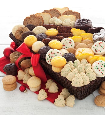 Mrs Beasleys Snack Basket Large