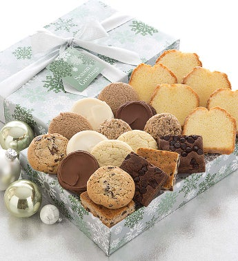 Sugar Free Elegant Holiday Bakery Sampler