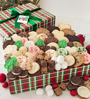 Warm Holiday Wishes Bakery Assortments