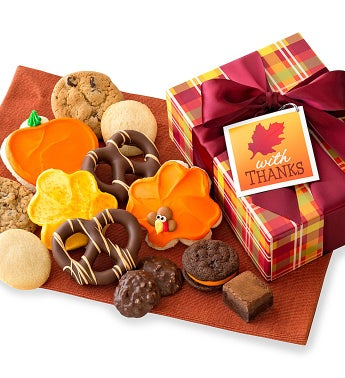 Thanksgiving Treats Gift - Thank You