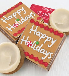 Gingerbread Cookie & Gift Card