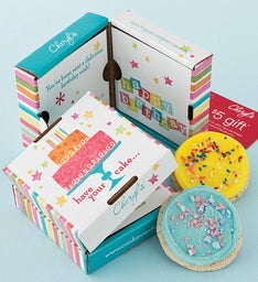 Birthday Cookie Card 2 Pack
