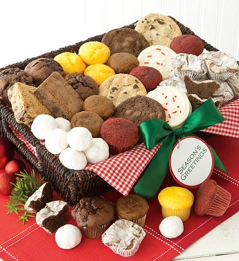 Holiday Dessert Basket