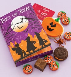 Halloween Party Cookie & Gift Card