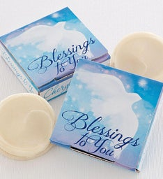 Blessings to You Delilah Cookie Card