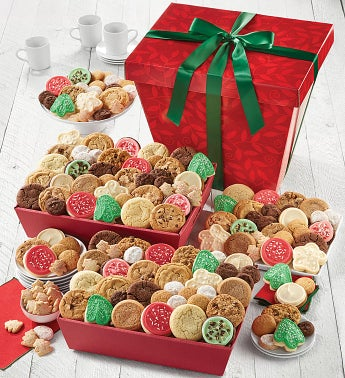 Cheryl's Cookie Goodie Box