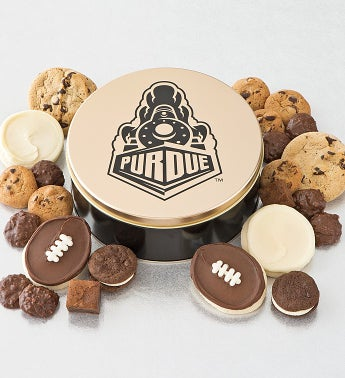Purdue Treats Tin