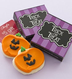 Trick or Treat Cookie & Gift Card