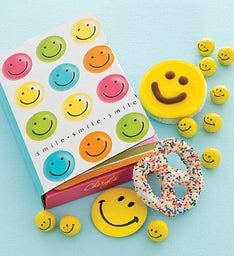 Smile Party Cookie Card