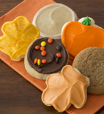 New Fall Cookie Flavor Sampler