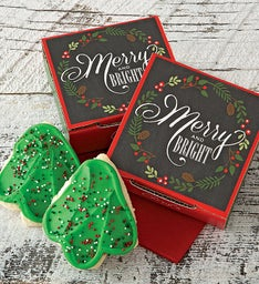 Merry and Bright Cookie & Gift Card