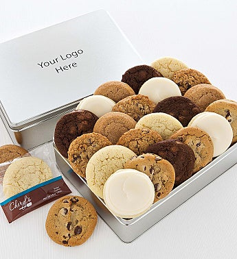 Platinum Gift Tin - 24 Cookies