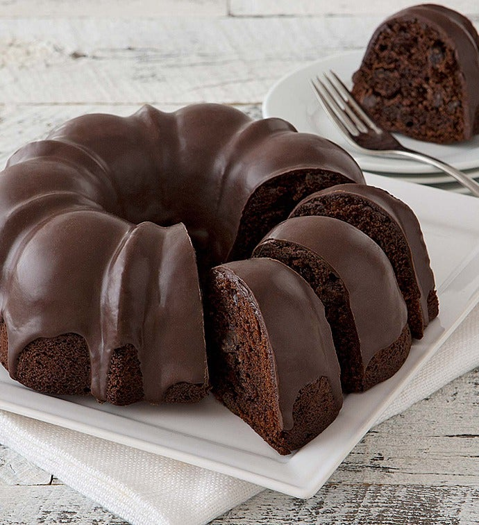 Miss Grace Chocolate Fudge Cake