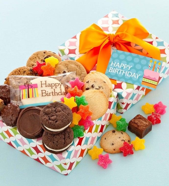 Happy Birthday Treats
