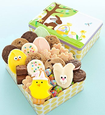 Easter Gift Tin Treats Assortment