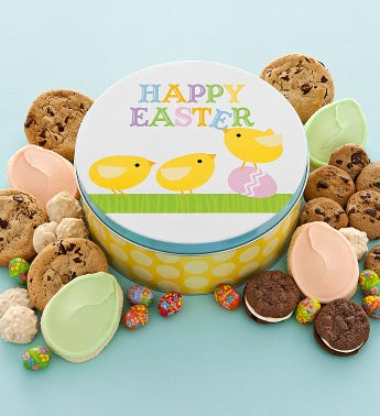 Easter Gift Tin of Treats