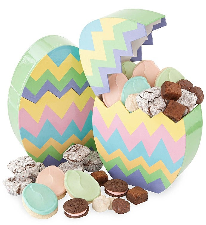 Egg gift box easter egg gift box negle Gallery