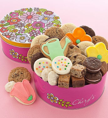 Mothers Day Tin Treats