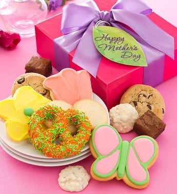Mothers Day Treats Gift Box