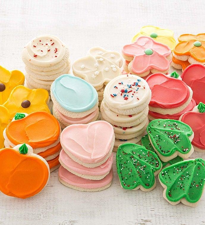 Valentine Pretzels and Cutout Cookies