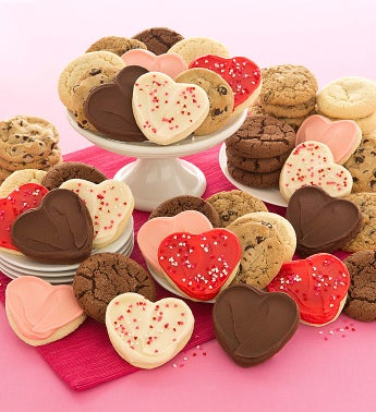 Valentines Day Cookie Assortment