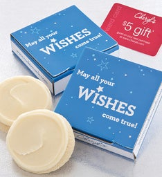 Make a Wish Cookie Card