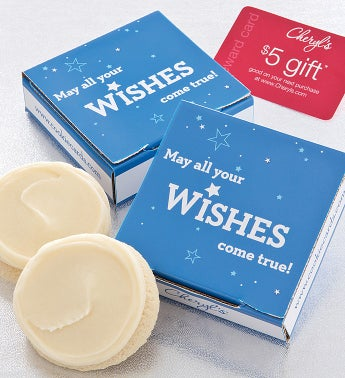 Make a Wish Cookie & Gift Card