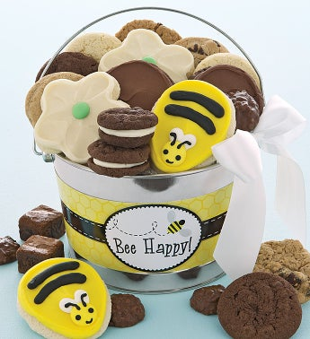 Bee Happy Gift Pail