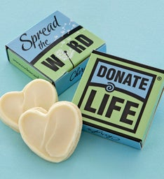 Donate Life Cookie & Gift Card