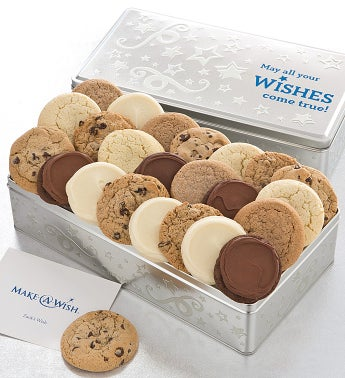 Make a Wish Cookie Tin