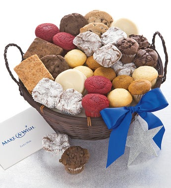 Make a Wish Bakery Basket