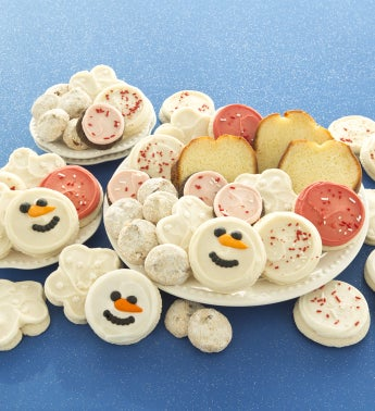 SNOWFALL BAKERY SAMPLER - LARGE