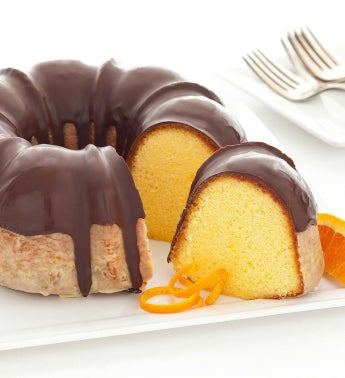 Miss Grace Orange Cake