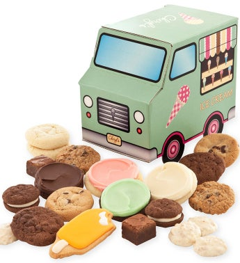 Ice Cream Treats Truck