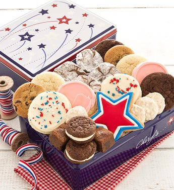 Shooting Star Treats Tin