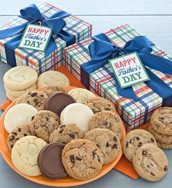 Fathers Day Gift Boxes Assorted Cookies