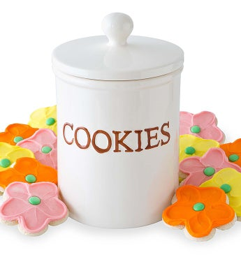 Cookie Club with Cookie Jar on First Delivery