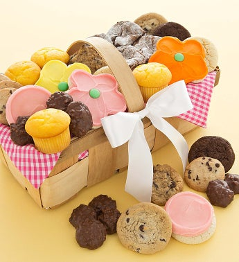 Spring Treats Basket