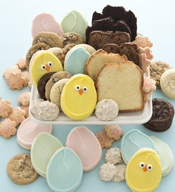 Easter Bakery Box