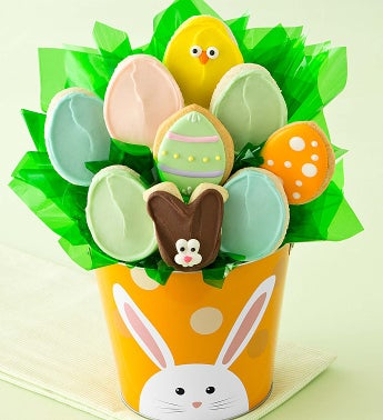 Easter Buttercream Bouquet