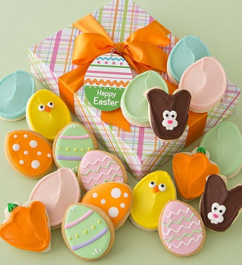 Easter Fancy Cookie Gift